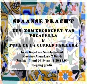 Spaanse Pracht - uitnodiging digi